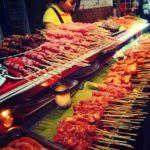 Barbecue - Kasadya sa SRP Cebu