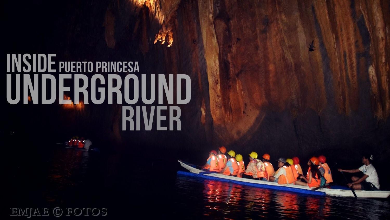 Inside Feature Princesa Underground River
