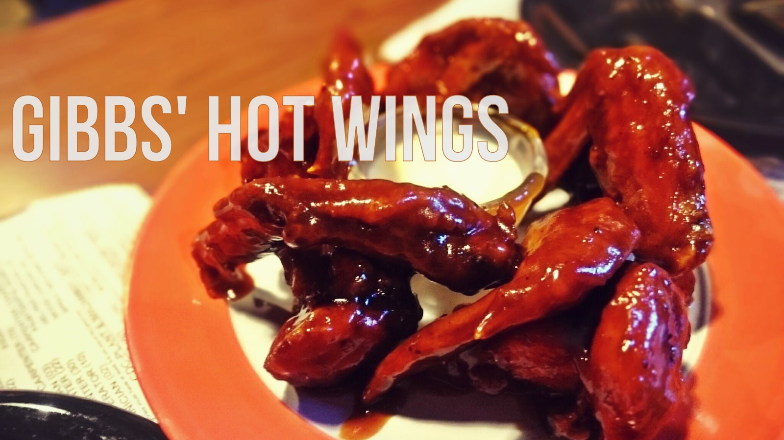 Featured Chicken Gibbs Hot Wings