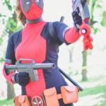 F Deadpool UP Otakufest 9 Pandemonium