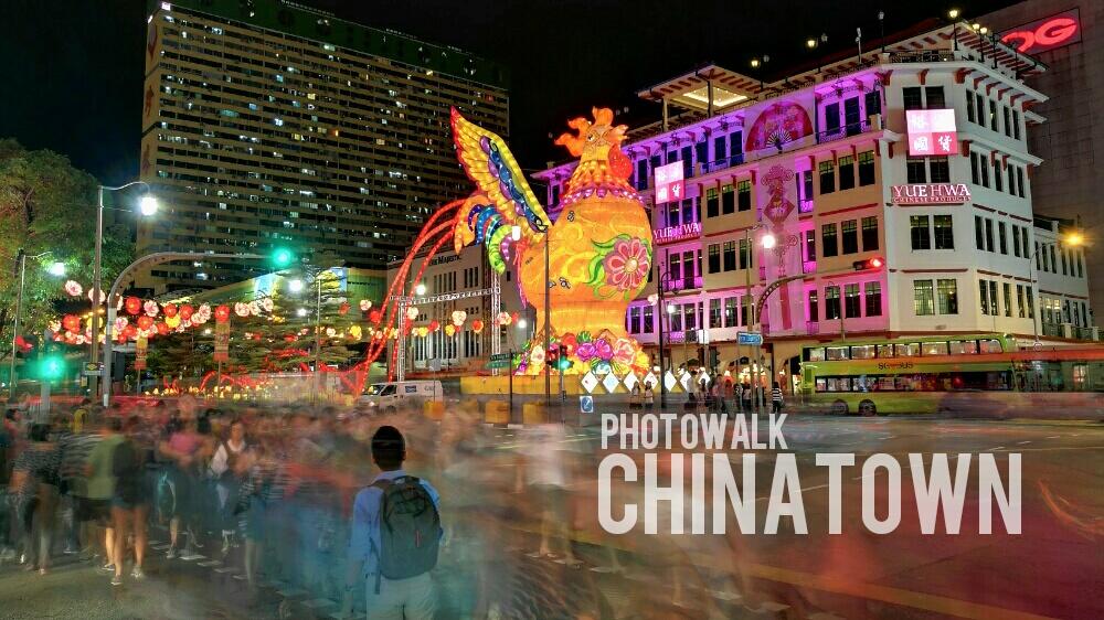 Singapore Chinatown Huawei P9